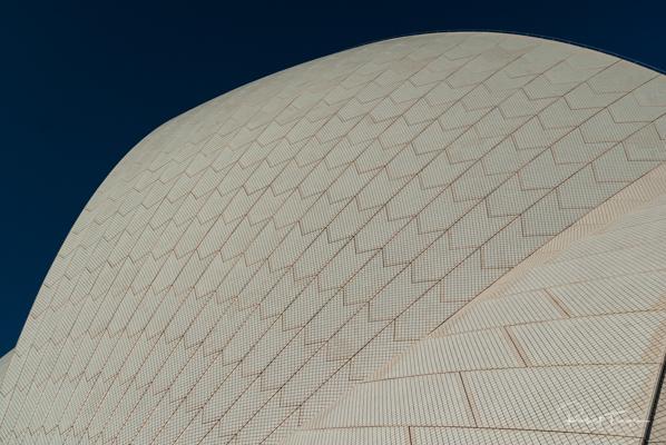 Roof Tiles, Sydney Opera House