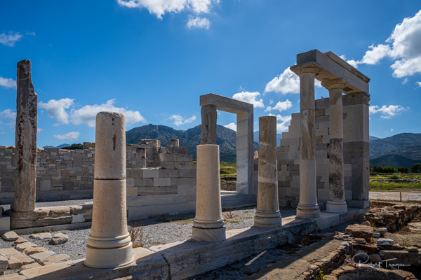 Temple of Demeter - Naxos